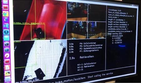 NAIST-Panasonicチームの認識システム