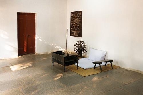 インド・グジャラート州のアーメダバードには「ガンジー・アシュラム」という、ガンジーが活動の拠点としていた家が残っている。(写真:PIXTA)
