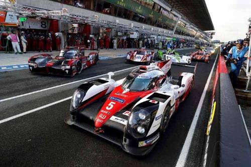 (写真提供:トヨタ自動車 レース写真はすべて以下同)