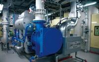 <b>都市ガスを使う発電設備や、ガスと重油の両方で運転可能な非常用発電機を備えている</b>