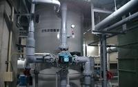 <b>井戸水をくみ上げ、高度なろ過装置を使うことで非常時に飲用水を確保できる</b>