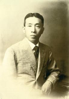 サントリーの創業者・鳥井信治郎(写真提供:サントリー)