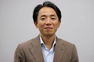 KII代表取締役社長の山岸広太郎氏