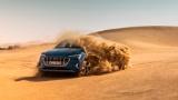 VW陣営初の量産EVを、産油国で試乗する