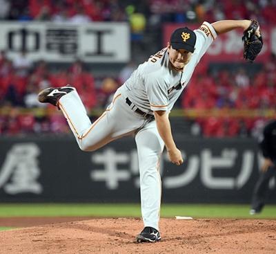 巨人・菅野投手は先発・完投時代の昭和の香りを漂わせる選手の一人