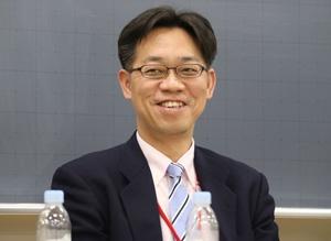 大阪大学ベンチャーキャピタルの勝本執行役員経営企画部長