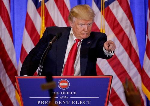 トランプ次期米大統領は「従中」を加速する韓国に何を求めるのか。それとも見捨てるのか(写真:AP/アフロ)