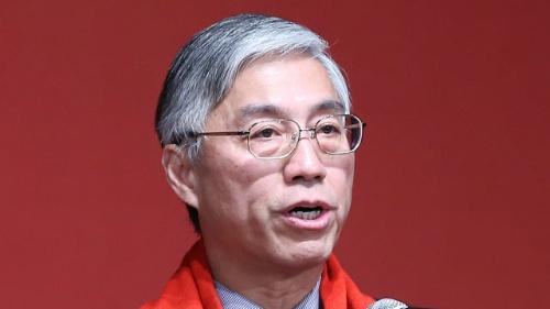 「関係悪化」発言で韓国人から一斉に反発された中国の邱国洪・駐韓大使(写真:YONHAP NEWS/アフロ)