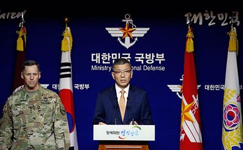 韓国へのTHAAD配備が正式決定。唐突な発表が意味することとは?(写真:AP/アフロ)