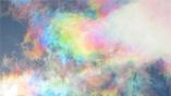 虹色の彩雲も、南岸低気圧も、雲をまるごと愛す