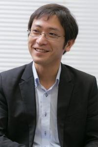 気象研究所「予報研究部」に所属する荒木健太郎さん。