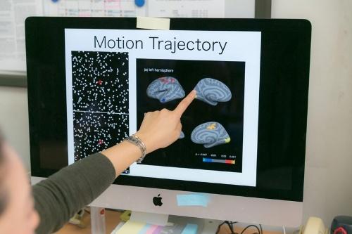 fMRIを使った「グニャグニャ錯視」の研究により、脳の新たな働きが解き明かされたわけだ。