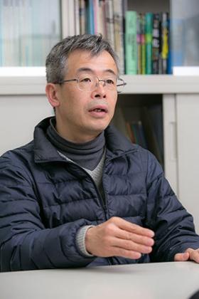 東京大学大学院教授の河村正二さん