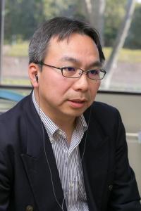 国立歴史民俗博物館の山田慎也准教授。
