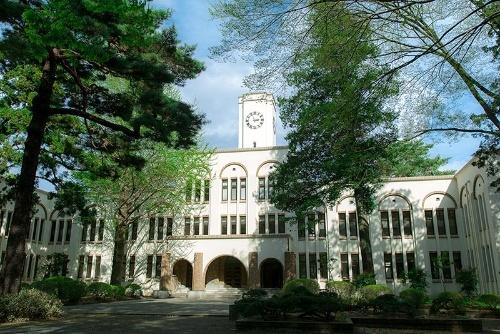 高田秀重さんが教授を務める東京農工大学。
