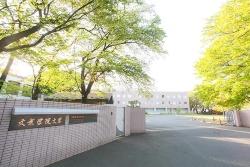 村井さんが教鞭をとる文京学院大学ふじみ野キャンパス。