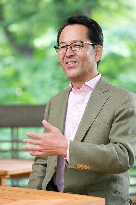 日本獣医生命科学大学教授の羽山伸一さん。