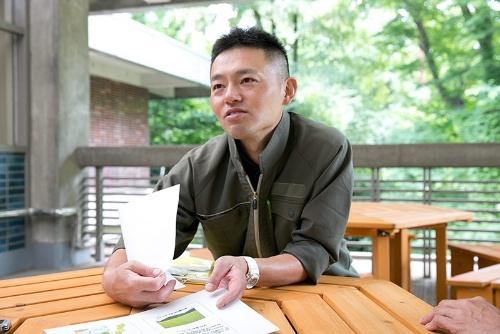 井の頭自然文化園でツシマヤマネコの飼育展示係を務める唐沢瑞樹さんも「プライド」を熱く語っていた。