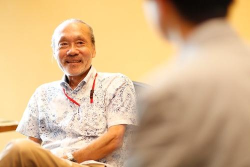 すぐれた研究開発には理論だけでなく、経験と感覚が不可欠だと新竹さんは強調した。