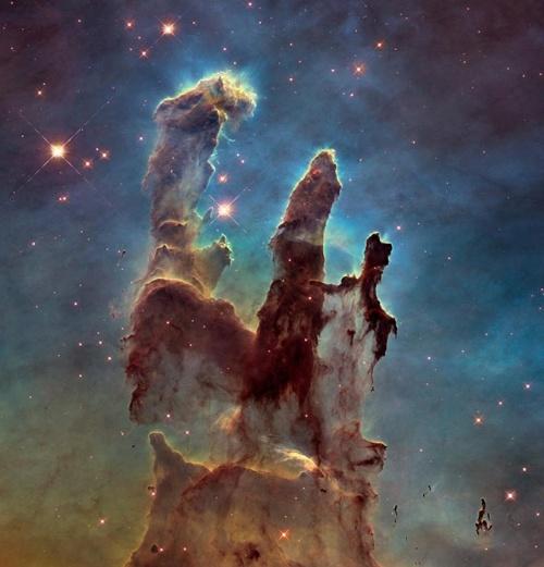 ハッブル望遠鏡 50の傑作画像より。(Image:NASA, ESA, AND THE HUBBLE HERITAGE TEAM (STSCI/AURA))
