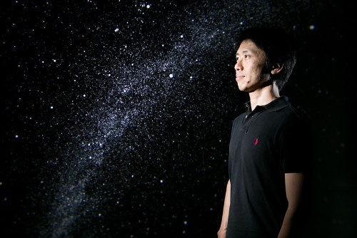 NASAのJPLに在籍する小野さんは、宇宙探査についてどんな絵を描いているのだろうか。