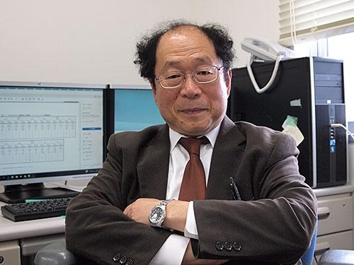 富山大学大学院 地球生命環境科学教授<br />丸茂 克美氏