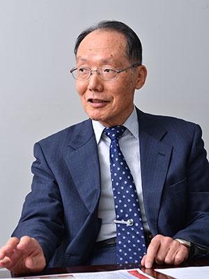 横浜国立大学名誉教授<br />浦野 紘平氏