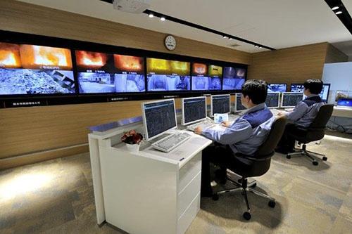JFEエンジニアリングのリモートサービスセンター(写真:JFEエンジニアリング)