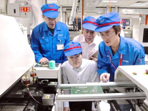 コニカミノルタは、「スコープ3」に相当する調達先の工場でのCO2排出量削減を支援する