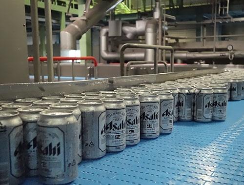 アサヒグループホールディングスは、ビールの副産物であるビール酵母の有効活用を進める