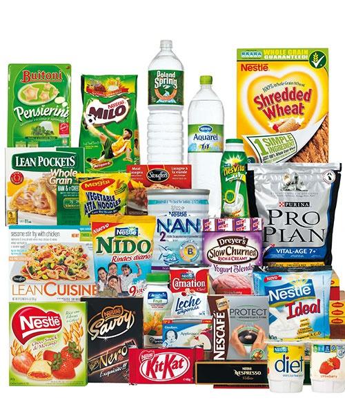 「ミロ」「ネスカフェ」「キットカット」など、日本でもなじみのあるネスレの製品。世界で1日に10億個が売れている