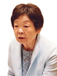 産業技術総合研究所 名誉フェロー<br />中西 準子氏