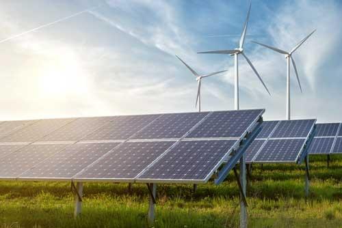 日本でも、欧州のようにメガソーラーや風力発電の電力が使いやすくなる 写真:独innogy