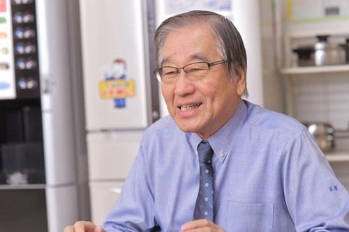 「販売担当の社員は得意客の顔と名前が一致している」と語る山口社長(写真:菊地一郎)