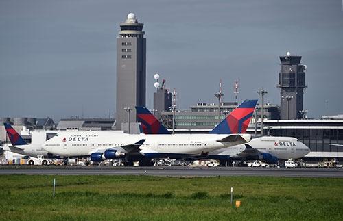 デルタ航空は今回の日米航空交渉の合意に難色を示していた