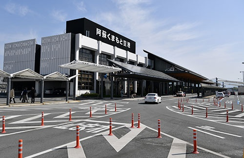 15日の段階ではまだ、ターミナルは大きな被害は受けていなかった