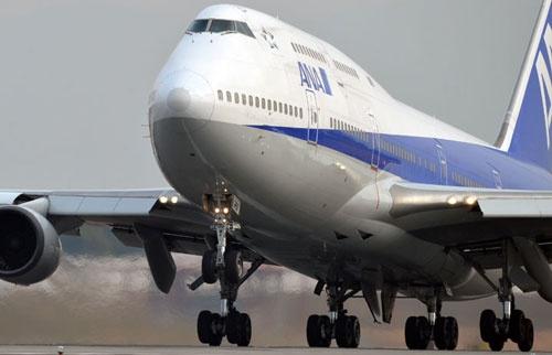 かつてはジャンボが国内幹線を飛んでいたが、今はもう飛んでいない