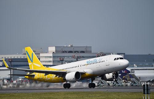 最近ではアジアを舞台にしたLCCの航空連合「バリューアライアンス」に加盟したバニラエア