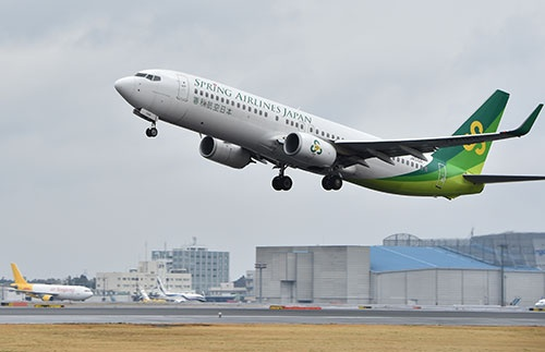 春秋航空日本は成田から武漢や重慶に飛ばして、独自性を出す