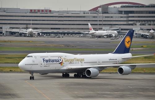 「ジャンボ」の愛称で親しまれた747。日本の空港で見かける機会も減ってきた(撮影:吉川 忠行、ほかも同じ)