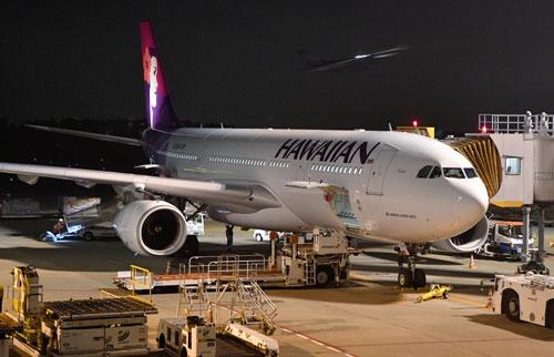 日本市場に攻勢をかけるハワイアン航空