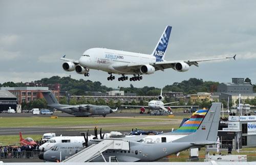 巨大なA380を成田~ホノルル線に投入される計画だ
