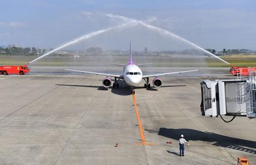 ピーチは17年夏に仙台空港を路線網の核となる拠点空港と位置付けた