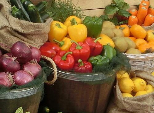 国産の農産物の価値が高まっている。