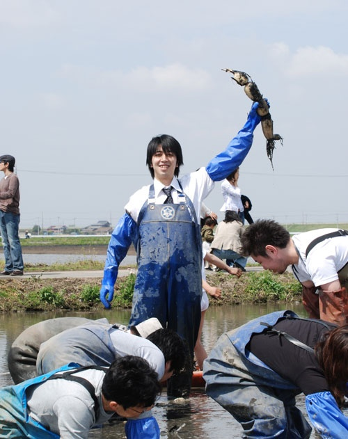 高島氏は「頑張ってる生産者が頑張れる環境をつくる」と話す。(写真提供:オイシックス)
