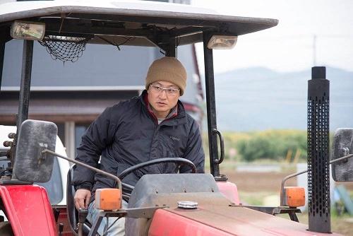 有機という栽培方法を絶対視はしない(写真提供:久松農園)