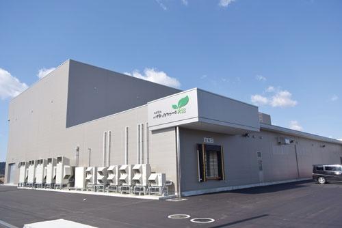 バイテックの植物工場事業はここからスタートした(写真提供:バイテック、秋田県大館市)