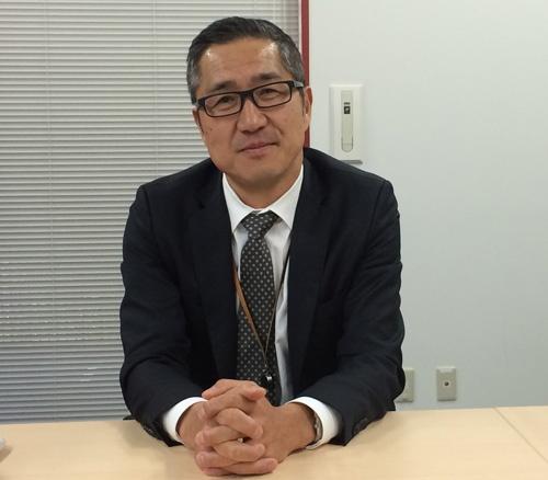 「レタスのシェア1割をとりたい」と話す稲田信二氏