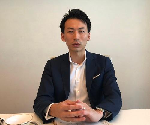 官民連携の必要性を訴えるマッキンゼー・アンド・カンパニー日本支社の山田唯人氏