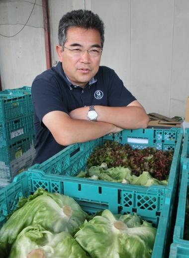 沢浦彰治氏は「家族経営では付加価値の創造は難しい」と話す。